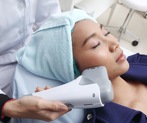 M Aesthetic Ultrasound HIFU Facelift