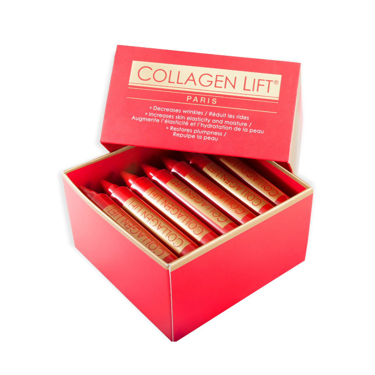 collagen lift paris red carpet with hyaluronic acid