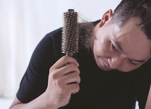 causes of hair loss singapore