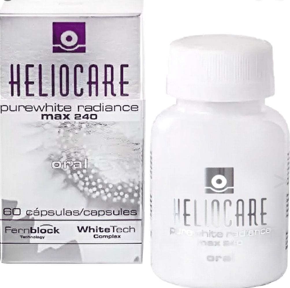Heliocare Max 240 Purewhite Radiance