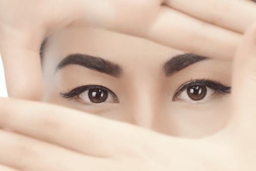 Eyebag filler